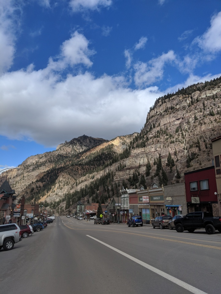 Breathtaking 360-degree mountain views as you stroll down the main street of downtown.